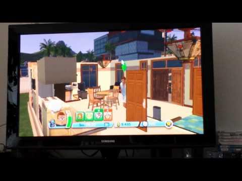Sims 3 money/Geld cheat (Wii)