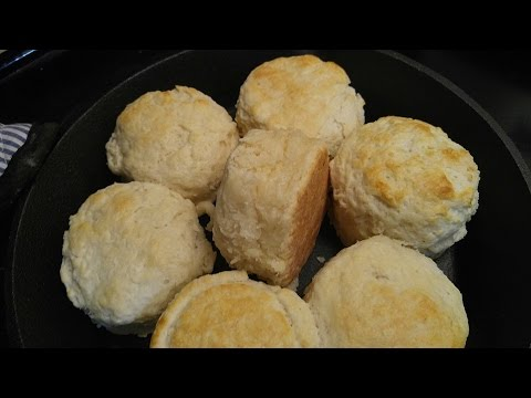 Recipe for homemade, fat, fluffy Buttermilk Biscuits, seriously perfect! (like Grands biscuits!!!)
