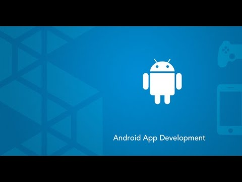 How to make a simple Android App using Android Studio For Beginners