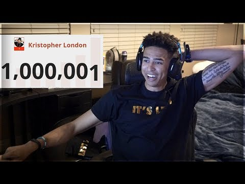 1 Million Subscribers - My YouTube Success Story   Kristopher London