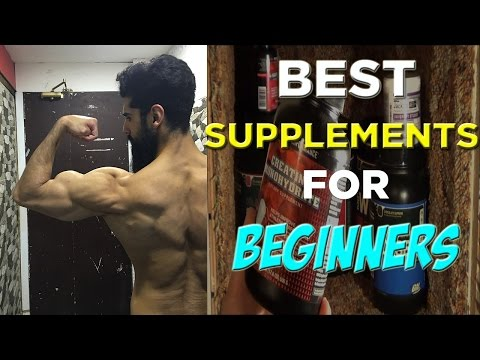 BEST SUPPLEMENT CHOICE for BEGINNERS (in Hindi) | BEGINNER BODYBUILDING SECRETS
