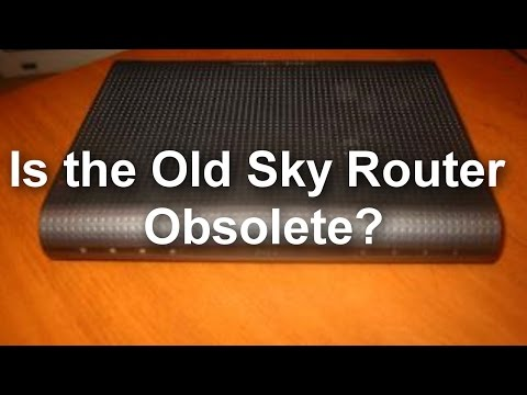Is the Old Sky Router Obsolete?