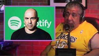Joey Diaz REACTS to Joe Rogan's $100 Million Spotify Deal