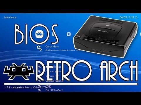 [RetroArch] Come trovare il Bios perfetto per ogni emulatore - E come esempio, il Sega Saturn