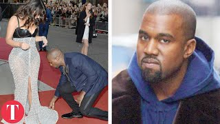 10 Strict Rules Kanye West Makes Everyone Follow