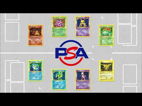 Evolve Your Pokémon Collection With PSA