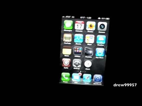 PrivateSMS Private your iPhone text Messages Cydia Tweak