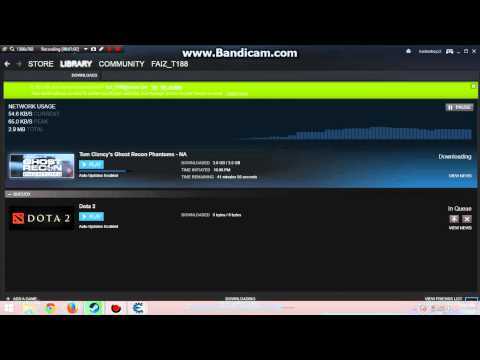 How to make your STEAM download Faster To 5MB