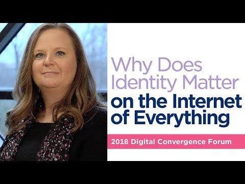 2018 Digital Convergence Forum - IoT Identity