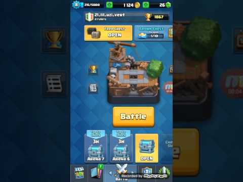 How to make another account on clash royale on same device