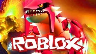 Roblox Pokemon Pokémon Brick Bronze Groudon Attacks -