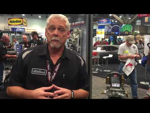 The Latest From Edelbrock