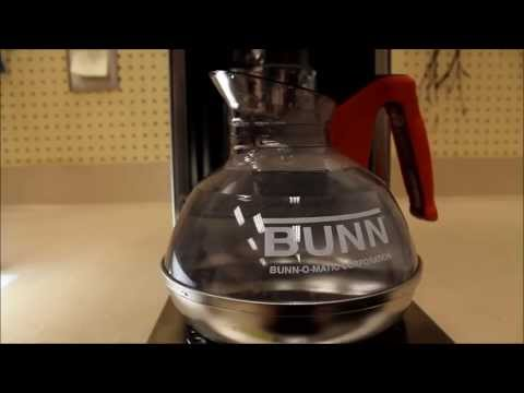VP-17 Pour Over Coffee Brewer (A How-to on operation and setup)