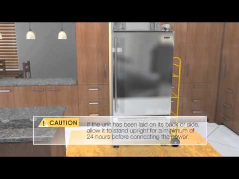 Sub-Zero Built-In Installation Instructions PART 1