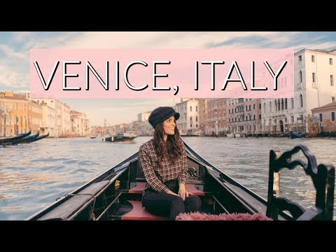 Visiting Venice Italy | Romantic Venice Canals | Things To Do In Italy