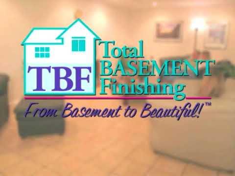 TBF Basement Finishing System
