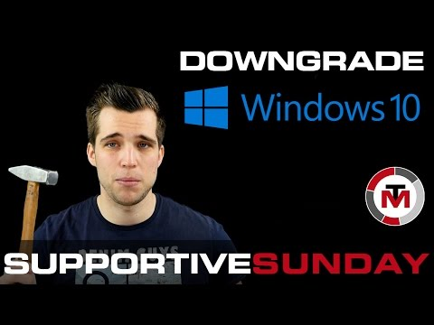 How to Downgrade Windows 10 - Easy Step by Step Tutorial - Techmagnet