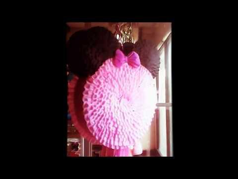 Minnie Piñatas Modernas