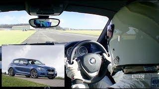 TOP GEAR Exclusive #StigCam: BMW M135i, s21 Ep 5 BBC AMERICA
