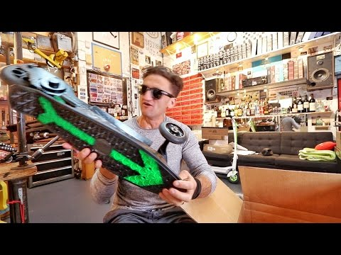MAKE AN ELECTRIC SKATEBOARD FOR $100