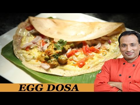 Egg Dosa Breakfast