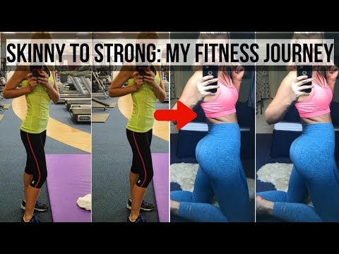 MY FITNESS JOURNEY: FROM SKINNY TO STONG & FIT