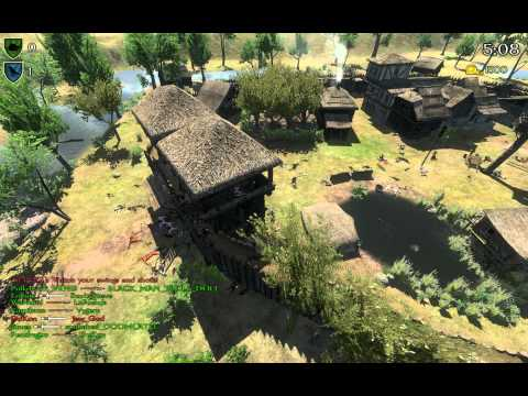 Mount and Blade: Warband - Timelapse 03 - GK Siege
