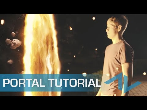 After Effects Portal Tutorial