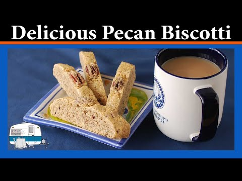How to Make Pecan Biscotti