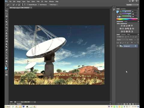 How to Create a Color Splash Effect in Photoshop CS6