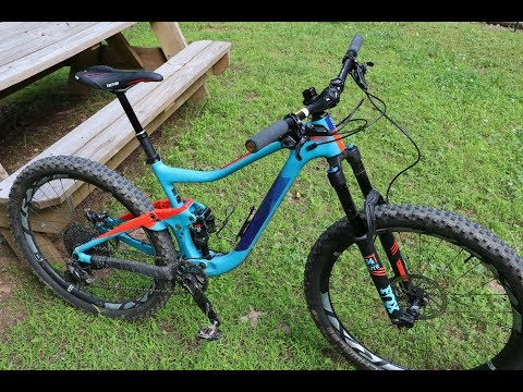 2018 Giant Trance Advanced 1 Review