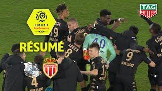 Amiens SC - AS Monaco ( 1-2 ) - Résumé - (ASC - ASM) / 2019-20