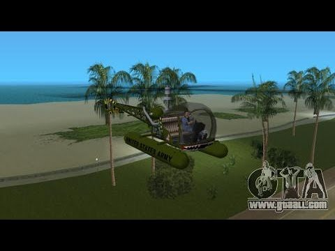 how to bring fighter jet in gta vice city
