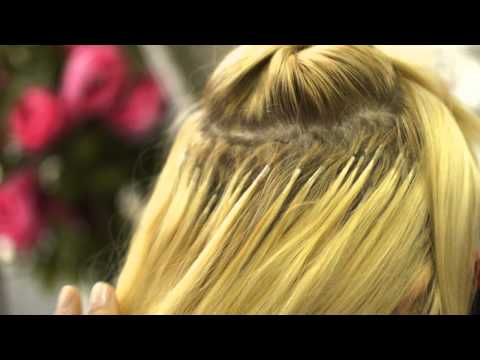 how to remove pre bonded hair extensions