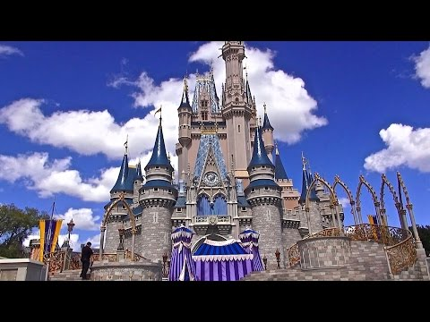 Magic Kingdom 2015 Tour and Overview   Walt Disney World