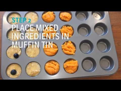 Easy Yummy Mini Muffins 6+ Plus