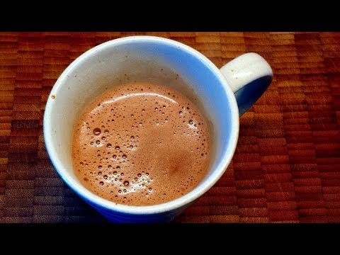 Easy and Rich Hot Chocolate Recipe - from scratch!