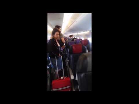 Tel Aviv to Eilat take off and landing Embraer ERJ 190