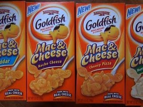 Pepperidge Farm Goldfish Mac & Cheese