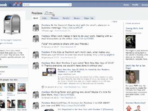 How to Like and Unlike Facebook Pages
