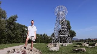 Wardenclyffe (Tesla) Tower - world first replica