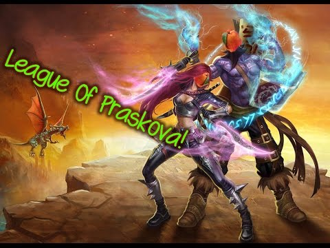 League Of Praskova