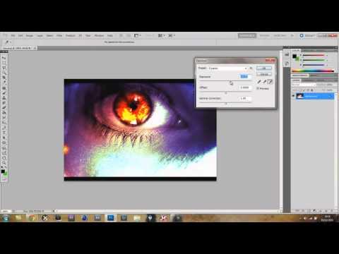 Adobe Photoshop CS5 | Basic Colour Correction | HD Render Settings