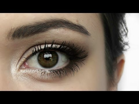 Eye Makeup - How to Elongate Your Eyes