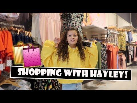 Shopping With Hayley 🛍 (WK 386.5)   Bratayley