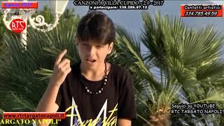 """Augusto - """"Forse è sbagliato"""" - Canzoni a Villa Cupido 2.0 """"2017"""""""