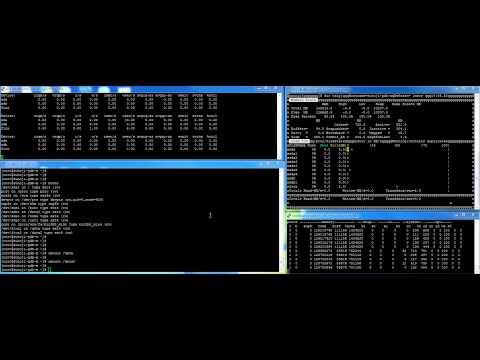 Linux 환경에서 FusionIO io utilization 모니터링을 위한 설정