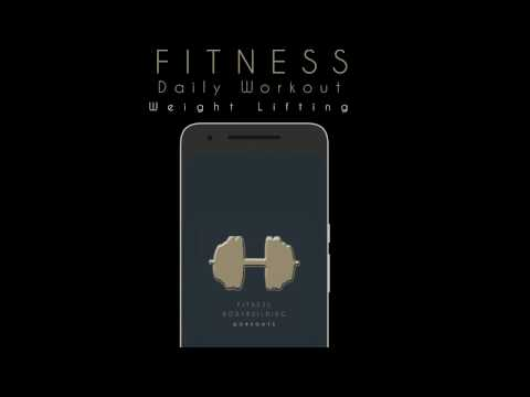Fitness Bodybuilding Workouts App