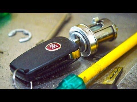 FIAT Ignition Lock Repair