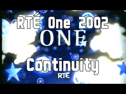 RTÉ One Continunity | December 2002